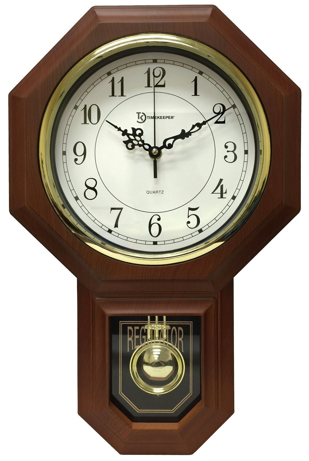Best 10 Chiming Wall Clocks On The Market In 2017 Clock