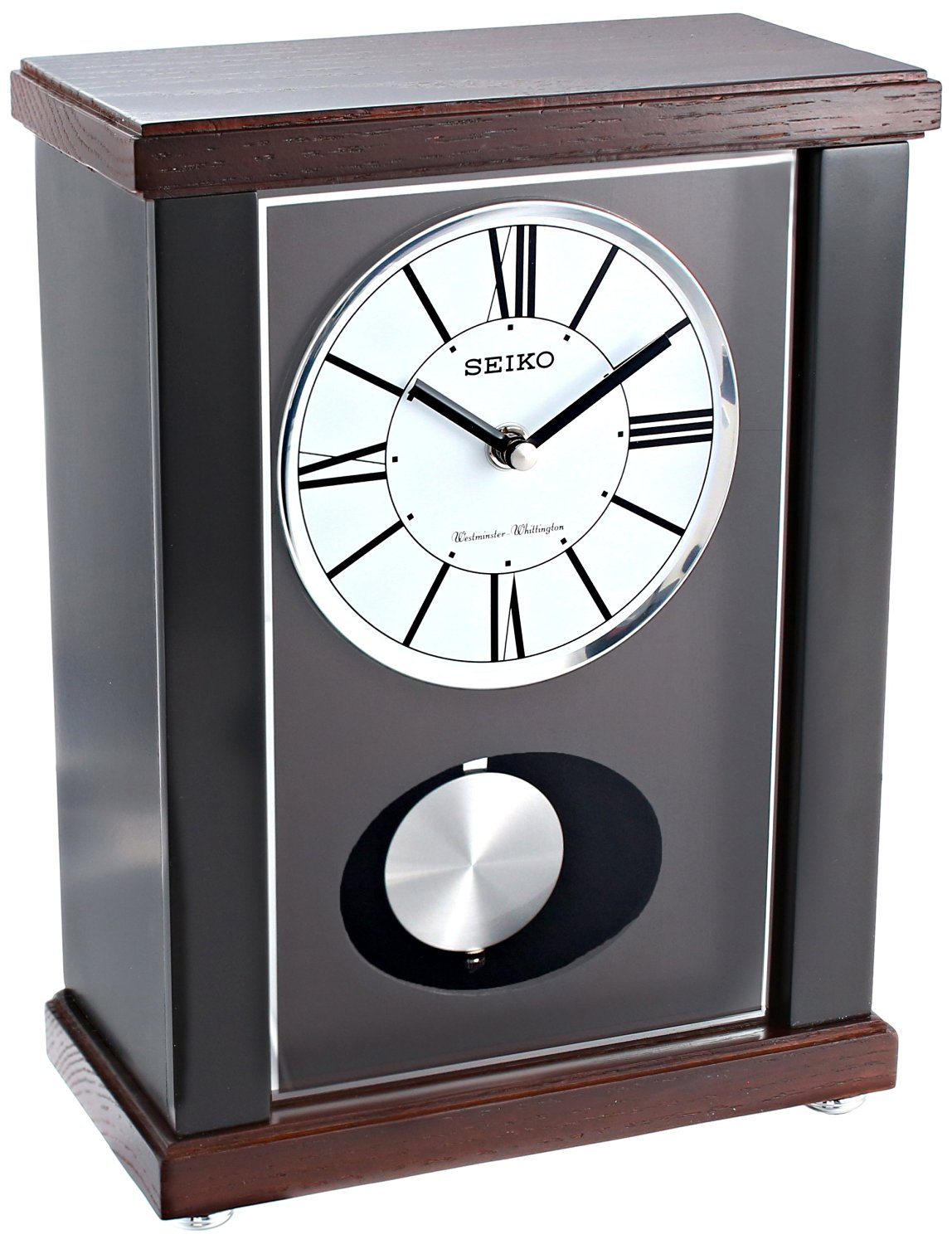 seiko chime mantel clock